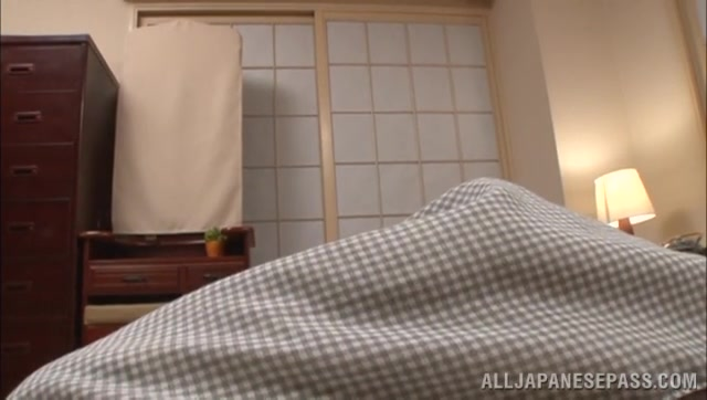 Shiho naughty Japanese mature chick in arousing pov sex.