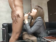Check out this really hot milf that we have here: Sumire, she is so fucking fine and that is for sure.