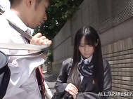 An Orgy Breaks Out On A Bus With Schoolgirl Mana Katase.