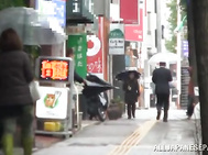 Arousing teen Miyu Kiritani enjoys having her round ass and tight pussy deep fucked in public by male with a hard cock and great apetite for younger babes.