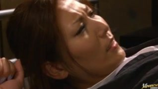 Check out this really fucking hot action here featuring these hotties Yuna Shiina and Anna, these two hotties are so fucking fine that it is unbelievable and here you will be seeing these really hot babes here ed like there is no tomorrow in their office