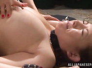 Hot MILF Japanese AV model enjoys amazing group action - Weird Japan.