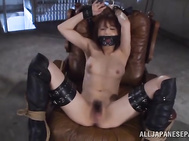 Hot milf loves some wild bondage fuck - Weird Japan.