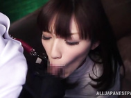 Kanako Iioka lusty Asian slave in hot bondage games - Weird Japan.